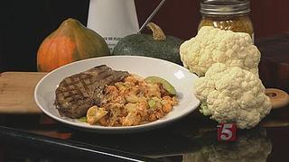 Recipe # 5426: Buffalo Cauliflower