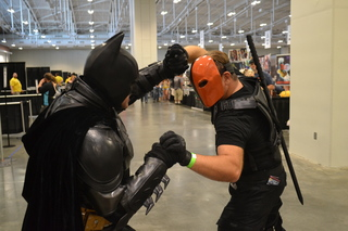Wizard World Comic Con In Nashville