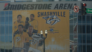 Preds To Take On Blackhawks In Home Opener