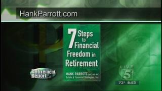 Retirement Report: Friday, October 9, 2015 Pt. 5