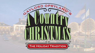 Christmas at Gaylord Opryland