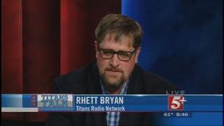Titans Talk: Rhett Bryan Pt. 4