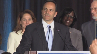 Bevin, Clinton: Presidency May Require Bloodshed