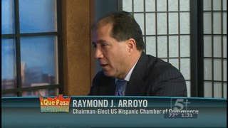 Que Pasa Nashville: Raymond J. Arroyo
