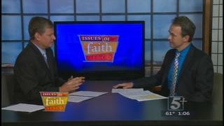 Issues of Faith: James P. Byrd