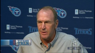 Titans Talk: Titans vs. Panthers