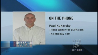 Titans Talk: Titans vs. Raiders