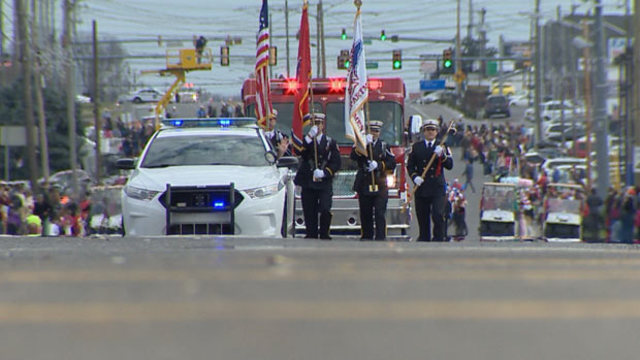 Big Turnout for Smyrna Parade; Rutherford County Parade This Coming Sunday