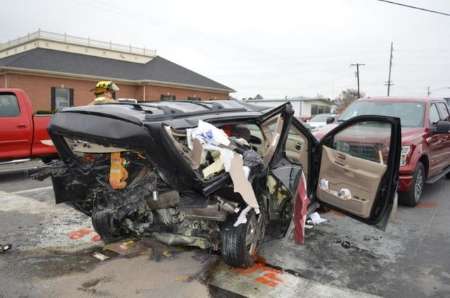 Fatal Car Accident Knoxville Tn