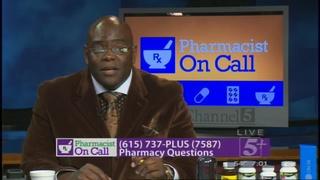 Pharmacist on Call: January 2016