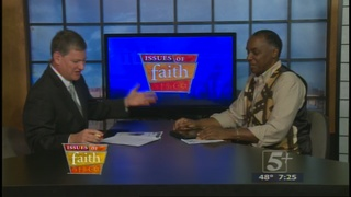 Issues of Faith: Rev. Jeff Obafemi Carr