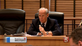 Comptroller: Commission Plan 'Seems Very Wrong'