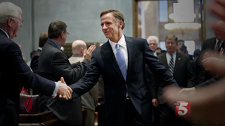 Haslam Keeps Payments Private