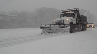 Snow Plow Simulator Trains State Workers