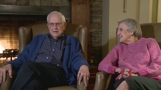 Couple Married Almost 66 Years Gives Advice