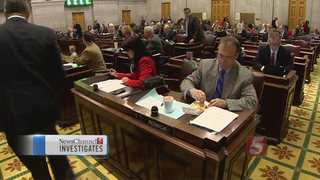 Lawmakers Took Payday Money, Asked Few Questions