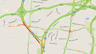 Weekend Closure Planned For Portion Of I-24