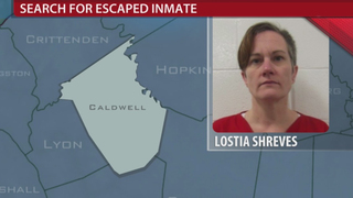 Inmate Escapes From Western KY Facility