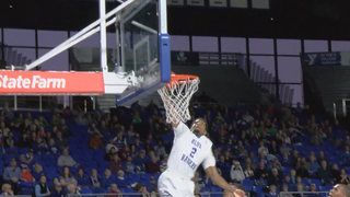 MTSU Fends Off Marshall Rally In 83-74 Win