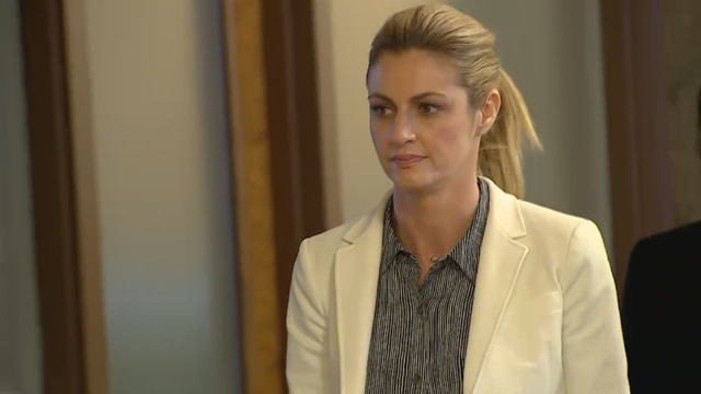 Closing arguments to be heard in Erin Andrews' civil trial