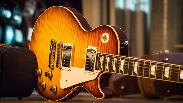 Gibson Guitar Maker Files for Bankruptcy Protection