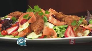 Recipe#5519 Pork Chop Salad Poppy Seed Dressing
