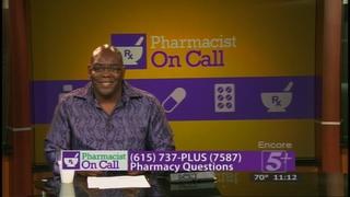 Pharmacist on Call: April 2016
