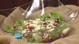 Recipe #5523 Mediterranean Lentil Salad