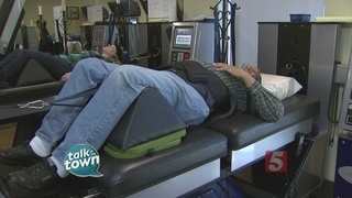 The Wellness Institute: Spinal Decompression
