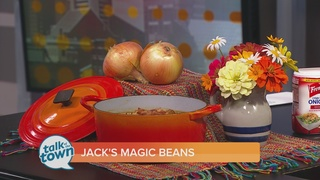 Jack's Magic Beans recipe from Lynne Tolley