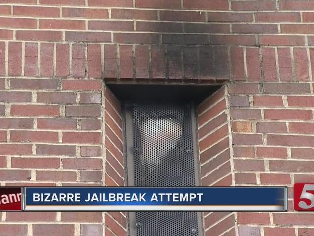 Bedford Co  Inmate Uses Hair Gel to Spark Blaze