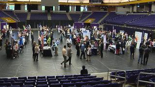 Hundreds Attend NewsChannel 5 Career Expo