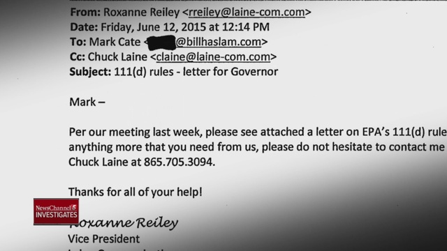 Governor S Private Email Used For State Business