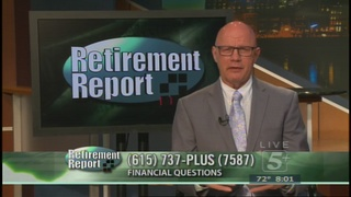 Retirement Report: June 3, 2016