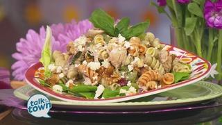 Cafe Luna: Bleu Cheese Chicken Pasta Salad