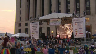 Concert Kicks Off Day 1 Of Nashville Pride