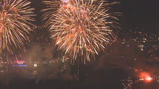 2017 Independence Day Fireworks Shows