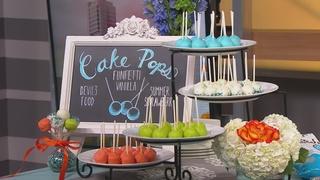 Kourtney's Kake Pops