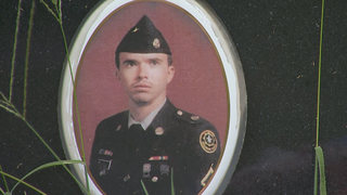 Fallen Soldier's Belongings Found At Goodwill