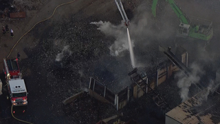 Trash Compactor Catches Fire In West Nashville