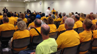 Neighbors Fight Proposed Gas Compressor Station