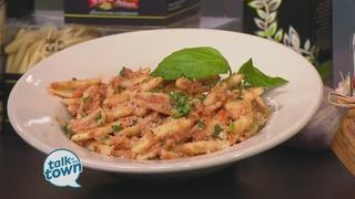 Coco's Italian Market: Pasta w/Trapanese Pesto