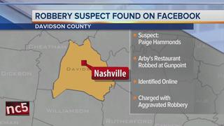 Social Media Helps Nab Alleged Fast Food Robber