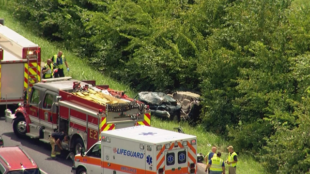 Fatal Crash Causes Delay On I-65 In Spring Hill