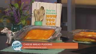 Sallie Swor: Cheese Bread Pudding Recipe