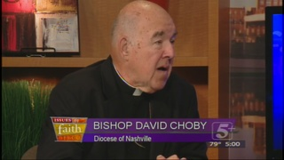 Issues of Faith: Bishop Choby 2016