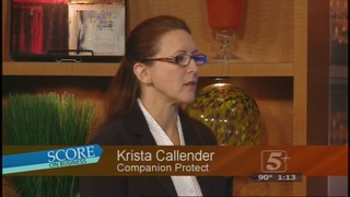 SCORE on Business: Companion Protect August Show