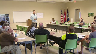 Re-Zoning Discussed In East Nashville Meeting