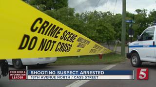 Man Accused Of Shooting 2 Teens
