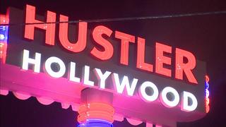 Gunmen Sought In Hustler Hollywood Robbery